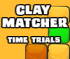 Clay Matcher - Time Trials