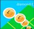 Crack the diamond OXO